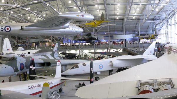 Airspace - Duxford