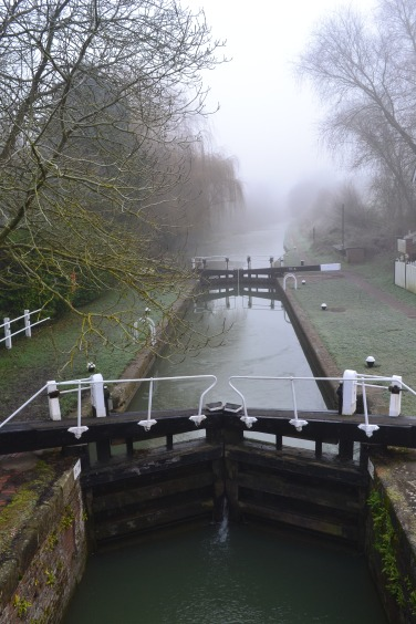Top Lock - Braunston