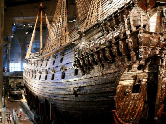 vasa-ship-stockholm