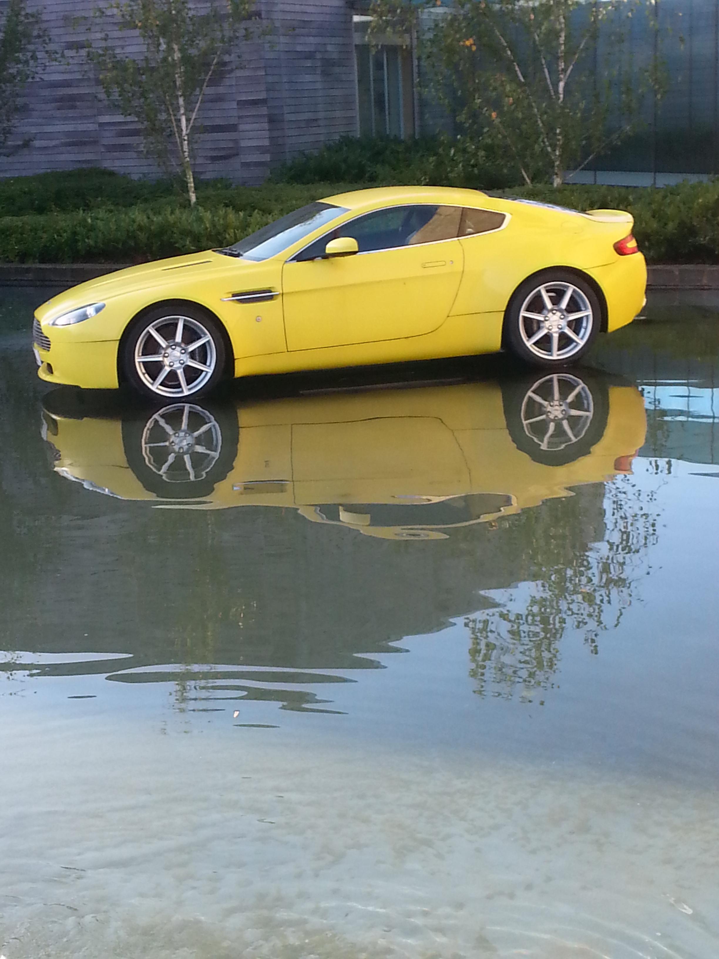 Aston Martin Gaydon Warwickshire The Travel Locker