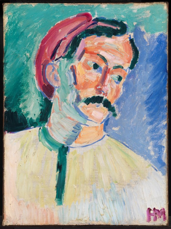 Henri Matisse `Andre Derain`