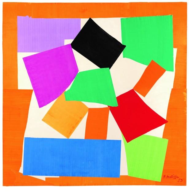 Henri Matisse Tha Snail