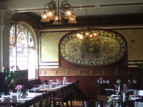 Bartons Arms Restaurant