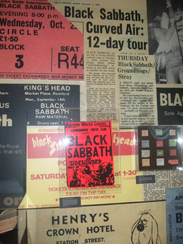 Black Sabbath Press Reports