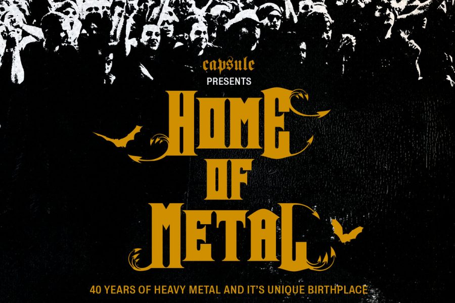 Home of Metal Poster