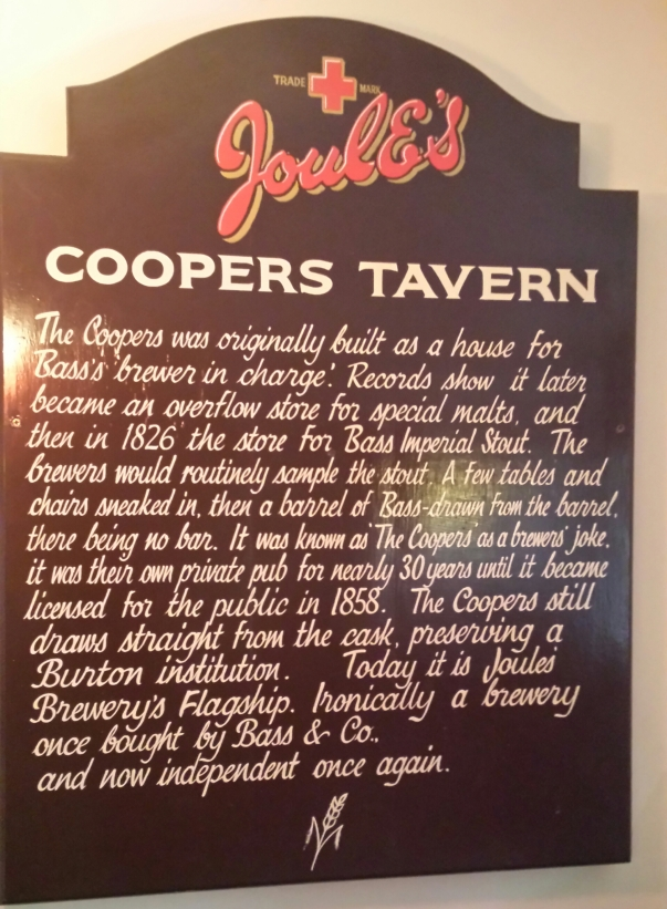 Coopers SIGN