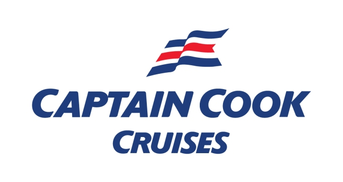 Capatin Cook cruises Logo