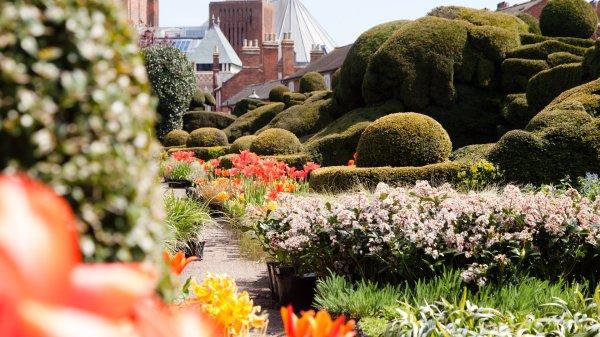 Shakespeare Great_Garden.