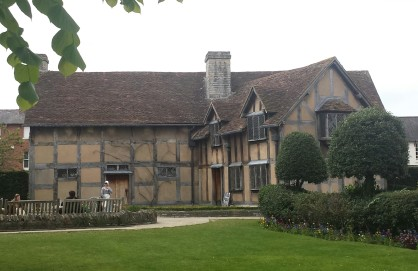 Shakespeare`s Birthplace