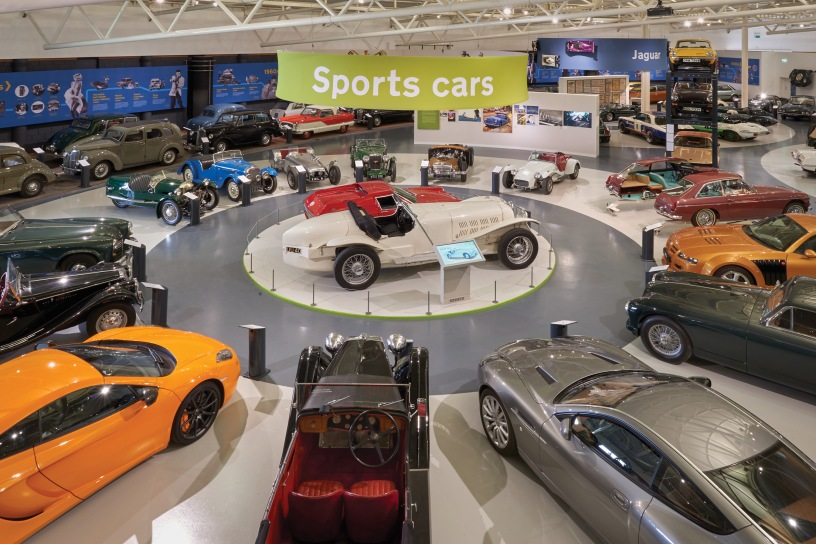 The British Motor Museum Among The Best In The World The