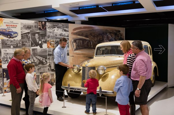 British Motor Museum Tour