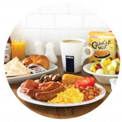 TravelodgeUK Full-breakfast range 2