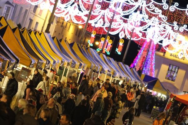 StratForward Christmas Market 2014