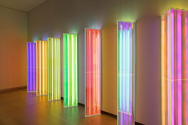 Installation Shot of 'Our Spectral Vision' by Liz West © Compton Verney photo by Jamie Woodley (3)
