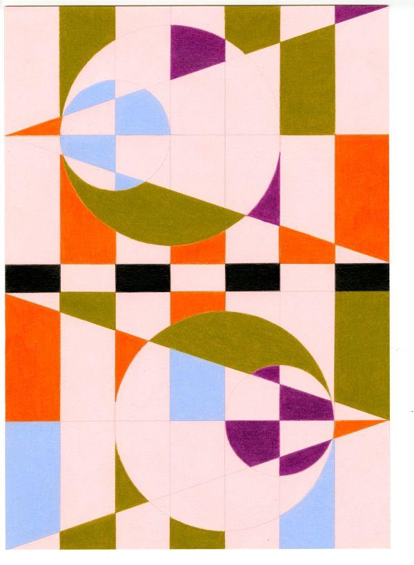Lothar Goetz, Untitled Pink, 2007, © Domobaal, London