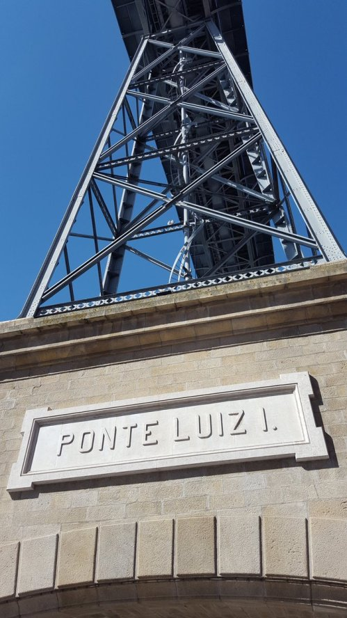 pont luiz bridge