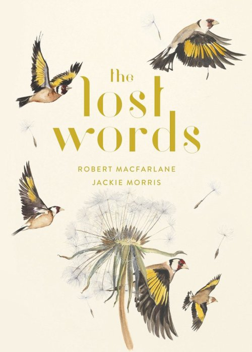 Lost Words Book