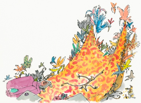 The Twits (C) Quentin Blake