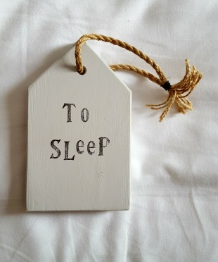 To Sleep