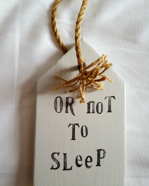Or not to Sleep
