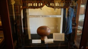 The Oldest Surviving Rugby Ball