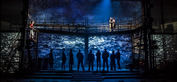 The Last Ship projections by 59 Productions (c) Pamela Raith222