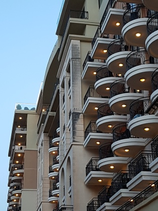 Balconies at The Victoria