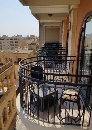 Room Balcony at The Victoria