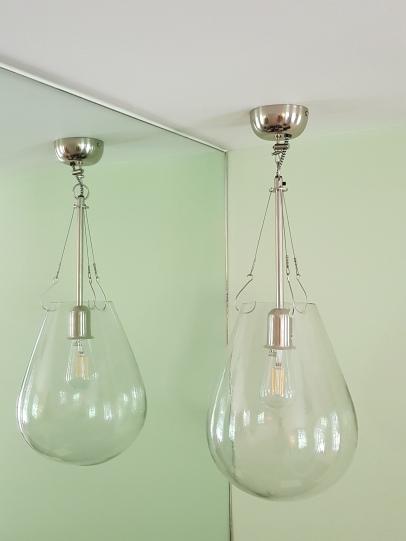 Bulbous Light Bulbs