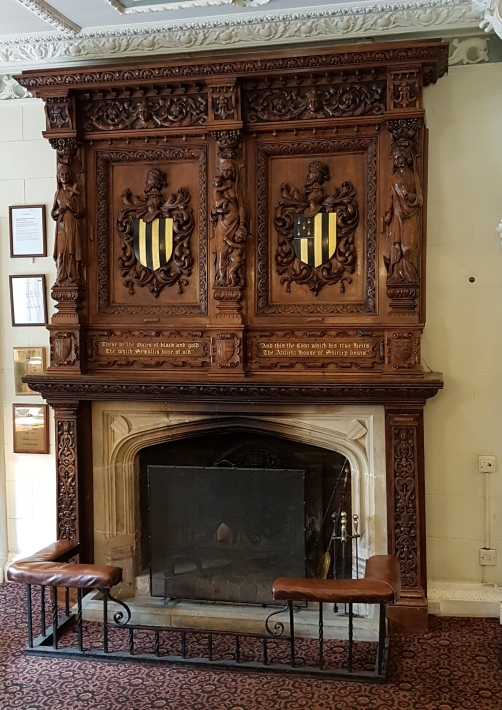 Ettington Park Fireplace