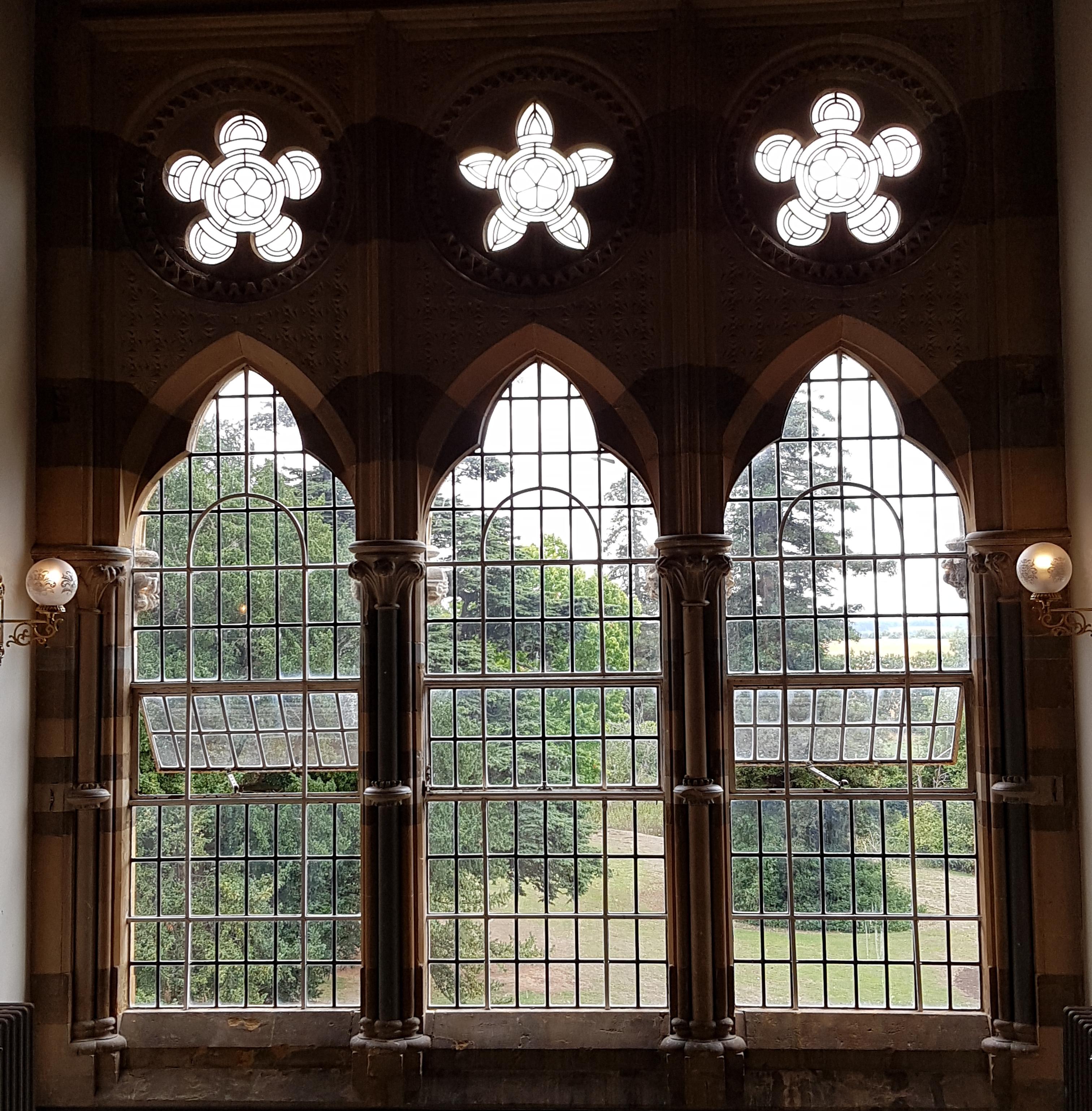 Ettington Park Window
