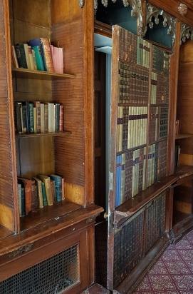 Secret Door in the Library